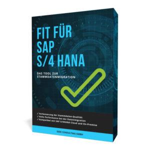 Stammdaten-Tool Fit für SAP S/4 HANA