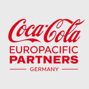 Logo Coca Cola European Partners